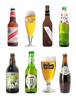 Nos références e bières - Comptoir Houblon Hop France